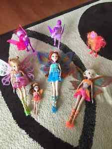 Barbies for sale - Fairies, Mermaid Barbie +++
