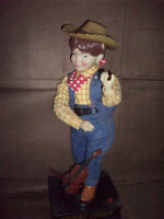 Vintage Country Cowgirl in damaged box-new pics!!!