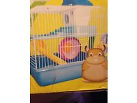Hamster cage never used brand new in box