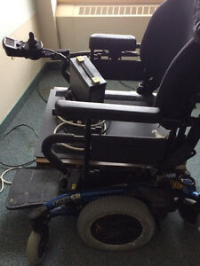 TDS SR Electric wheel chair