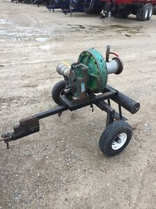 Wright Rain pto manure pump