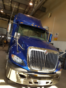 2015 INTERNATIONAL TRUCK FOR SALE WITH WORK CONTRACT