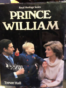 Prince William Book $1 & we have LOTS OF OTHER STUFF FOR SALE