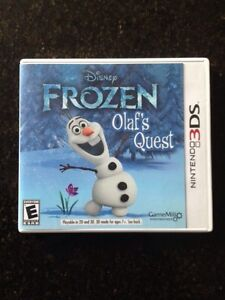 DISNEY FROZEN OLAFS QUEST