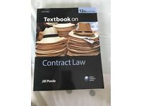 Contract law - Jill Poole