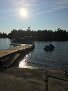 Dock in the box for sale
