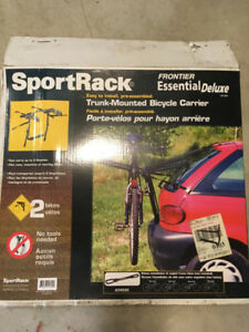 Sportrack Bike Carrier - 2 Bikes