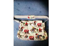Kath kidson nappy bag