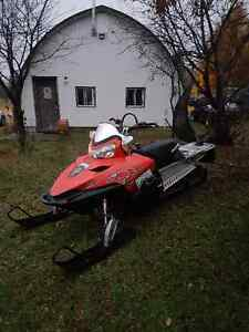 2008 Polaris Dragon 155""