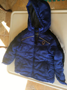 Boy's Fall/Winter Jacket in Good Condition