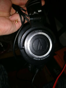 Audio Technica ATH-M50 Monitor Headphones