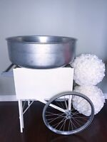 Rent A Cotton Candy Machine For Your Wedding - Just $75.00