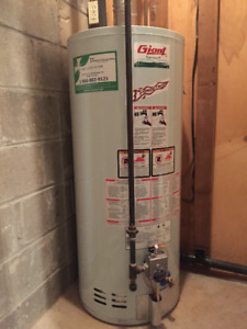 Gas Hot Water Tank
