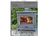 Dorchester wood burning and multi fuel stove