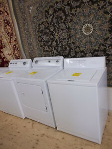 Large selection of washer all with 90 day warranty. $299 and up