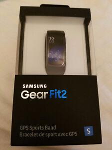 Samsung galaxy gear fit 2 watch