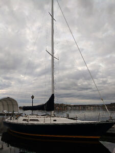 Looking for used sails Main and possibly Genoa for C&C 40