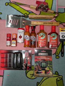 Dad's bbq pack/grill/smoke chilli