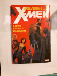 Wolverine & the X-Men - Vol 1-6 (Great Condition)