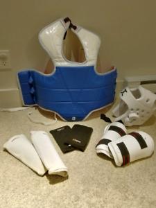 Sparring gear set