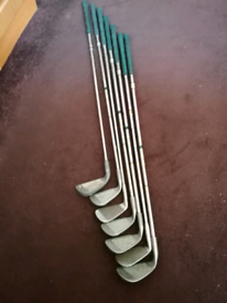 Competition irons (7 piece)