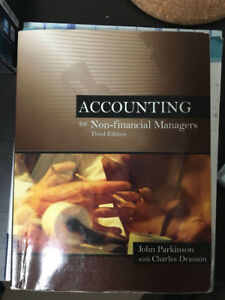 ACCOUNTING FOR NON-FINANCIAL MANAGERS (3rd Edition)