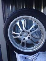 Winter tires for Infiniti M35/M45 (245/45R18)