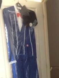 Adults fancy dress costume. Mary poppins from George Asda size 12-14