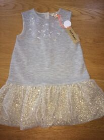 River island new dress 18-24 mts