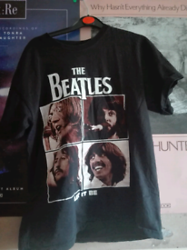Beatles t shirt for sale  Oxford, Oxfordshire
