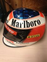 Signed Michael Schumacher F1 helmet