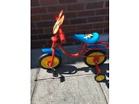 Kids 10inch bike