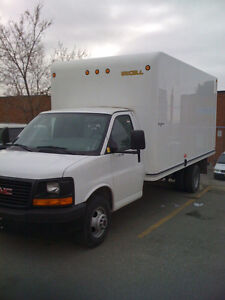 2015 GMC Savana 3500 CUBE VAN Peterborough Peterborough Area image 7