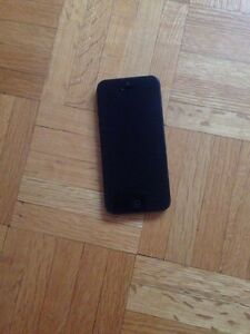 IPhone 5 16Go Noir