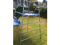TP slide and climbing frame