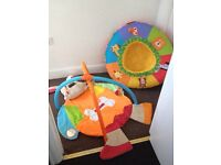 Baby bundle (Moses basket + stand + baby gum + baby bath + baby ring) all 4 for £40