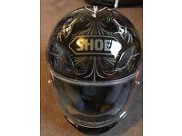 Shoei xr-1000 crest helmet
