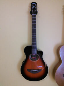 Yamaha APXT2 Acoustic-Electric Busking/Travel/Child's Guitar