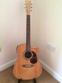 Electro-acoustic Guitar, Vintage Make