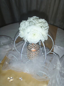 CINDERELLA CARRIAGE CENTERPIECES RENTING FROM $8.00 EACH!