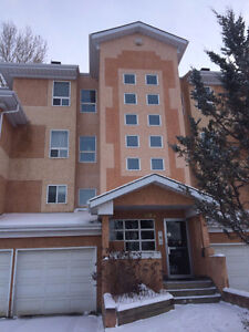 Newly renovated 3 bedroom unit with 2 car attached garage