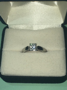 .5 Carat Canadian diamond solitaire