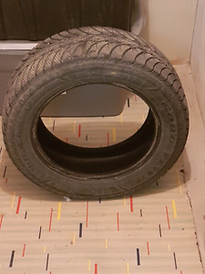 4 235/55/70 goodyear ultra grip winter tires