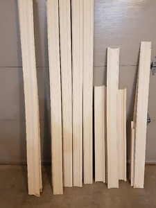 Crown Moldings, Casings, baseboards For Sale