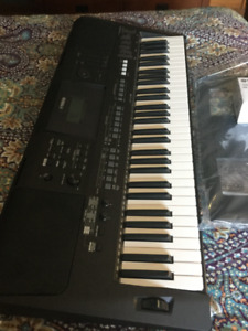 Keyboard only used once!!!