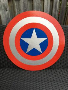 Captain America Shield Wall Art - Marvel
