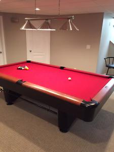 Pool table - Dufferin