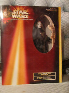 Star Wars 1999 Portrait Edition Queen Amidala Kitchener / Waterloo Kitchener Area image 2