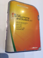 Microsoft Home and Student 2007 (Retail (License + Media))