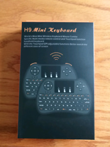H9 Mini Keyboard XBox Android Box PC Tablets Notebooks Smart TV